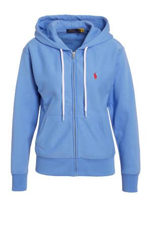 vest blauw