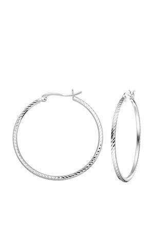 sterling zilveren oorringen Evy Lotti 925 - SJSS19068