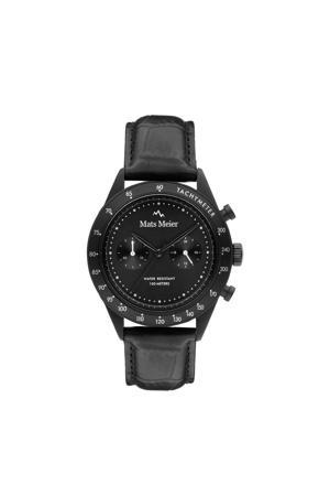 Arosa Racing Chrono horloge - MM50003 zwart
