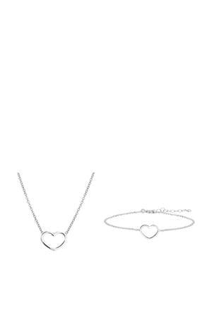 zilveren armband - SJSET1330084