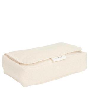 Runa babydoekjesbox warm white