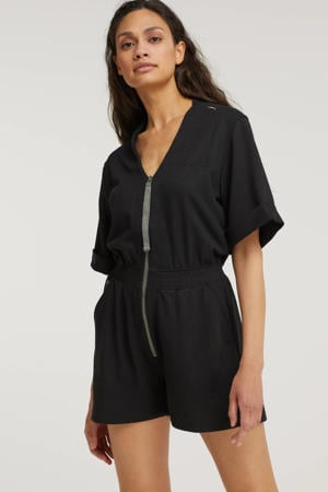 playsuit zwart