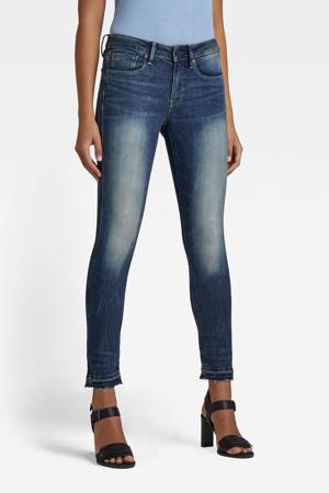 cropped skinny jeans denim