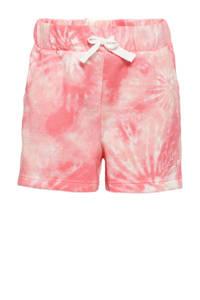 GAP tie-dyeregular fit sweatshort roze, Roze
