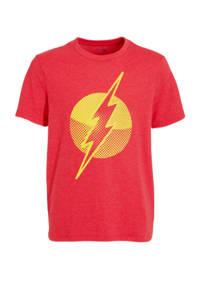 GAP T-shirt met printopdruk rood, Rood