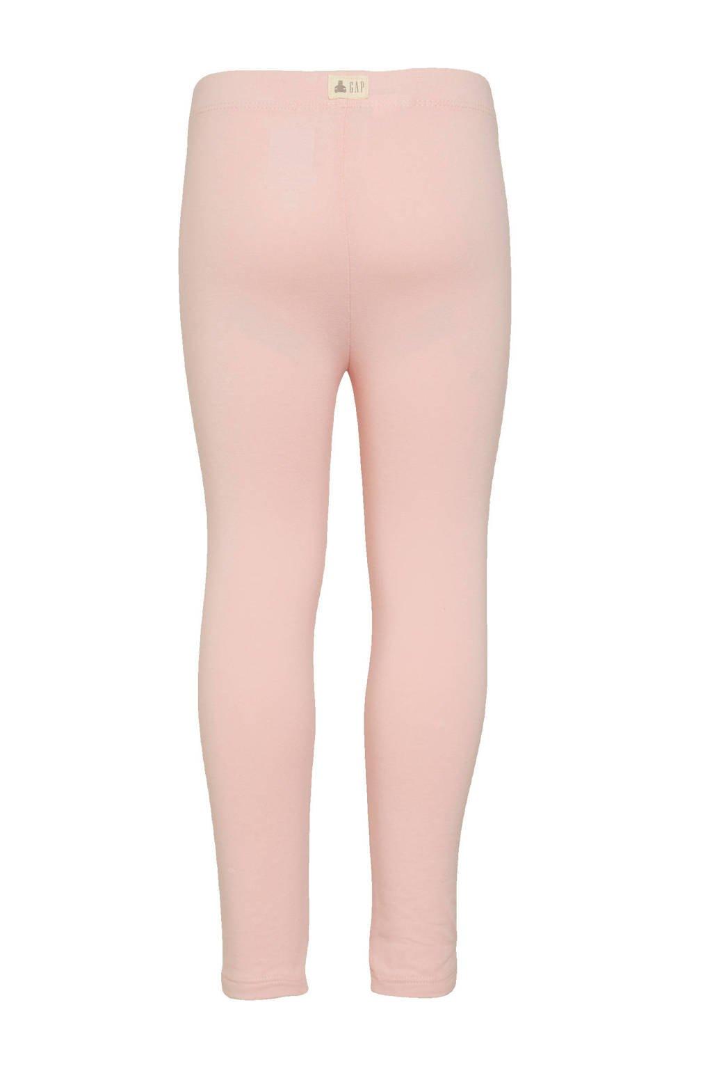 GAP gemêleerde legging roze, Roze