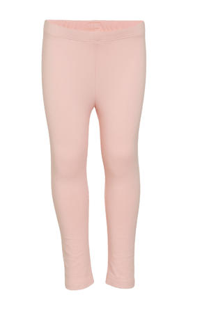 gemêleerde legging roze