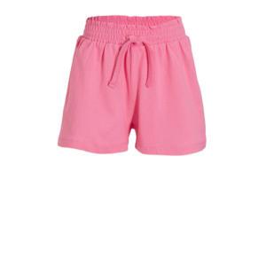 sweatshort neon roze