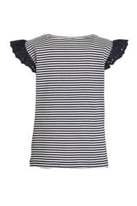 GAP gestreept T-shirt donkerblauw/wit, Donkerblauw/wit