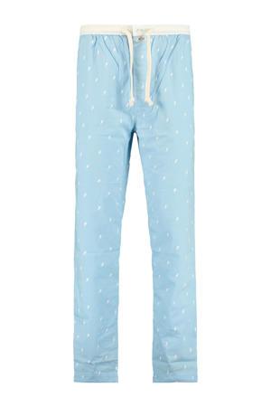 pyjamabroek Lake lichtblauw