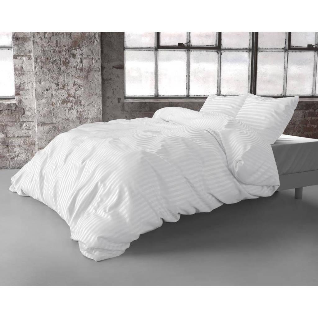 Zensation polyester dekbedovertrek lits-jumeaux, Lits-jumeaux (240 cm breed)