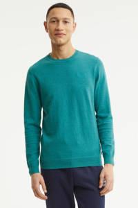 Superdry fijngebreide trui groen, Groen