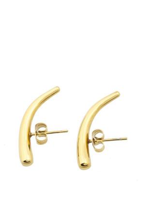oorbellen In Ear goudkleurig