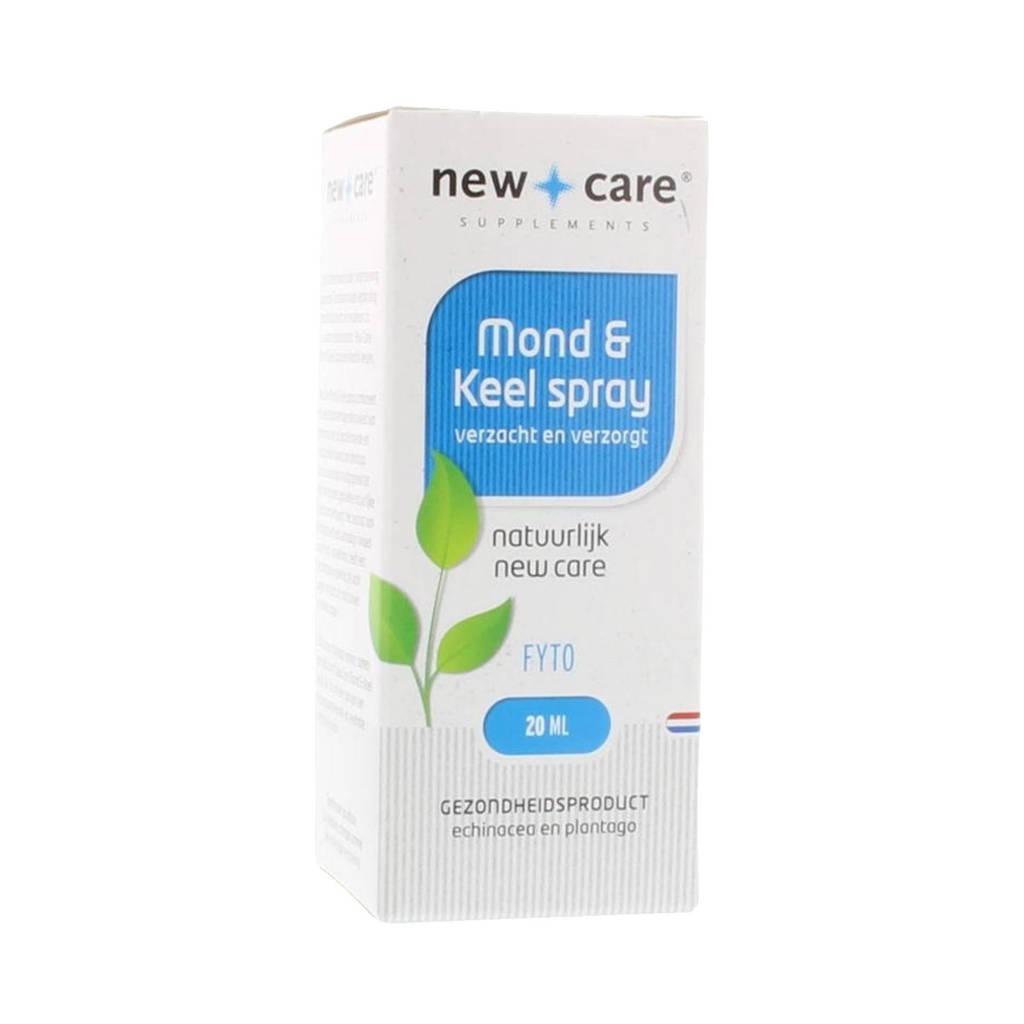 New Care Mond & Keel spray - 20 ml