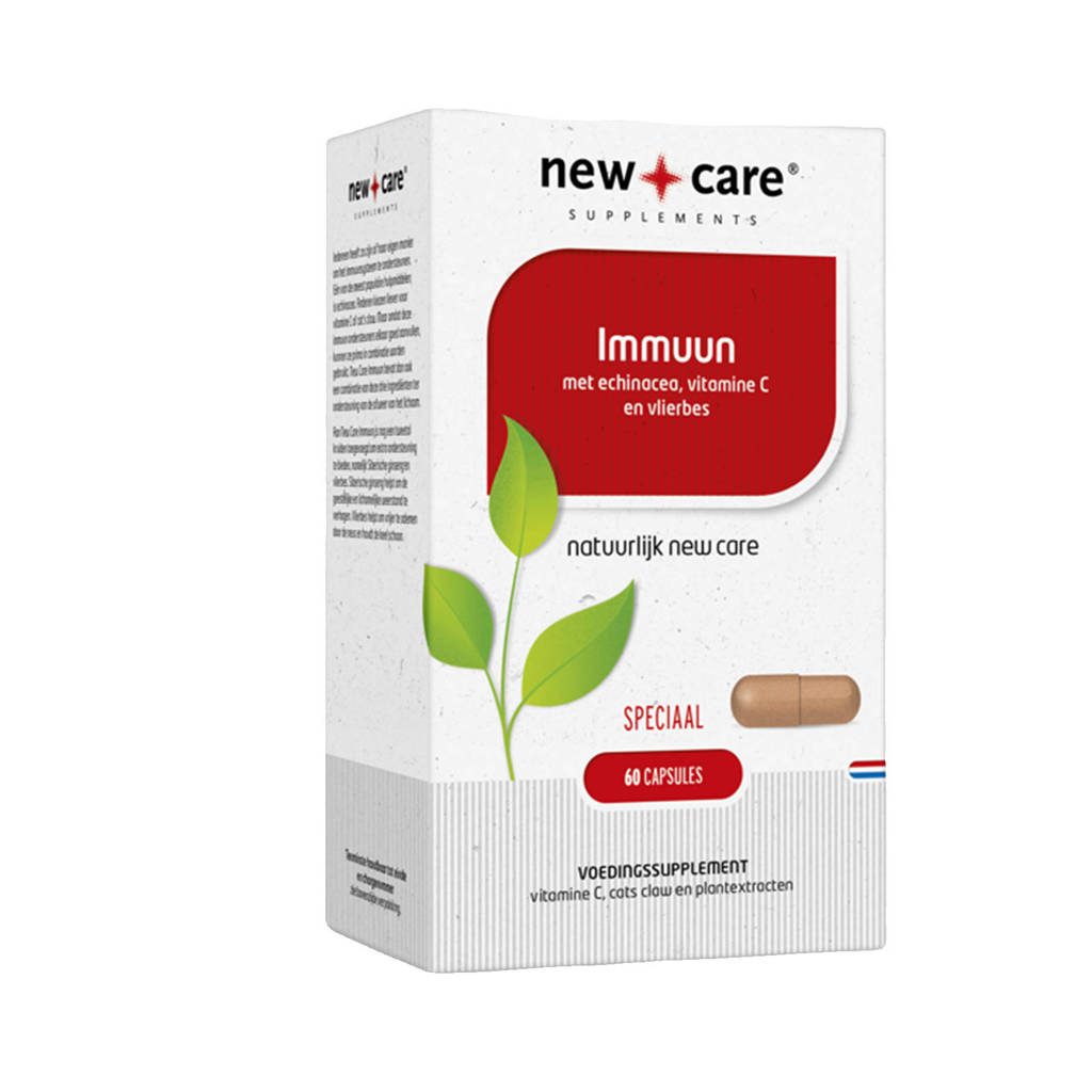New Care Immuun - 60 capsules