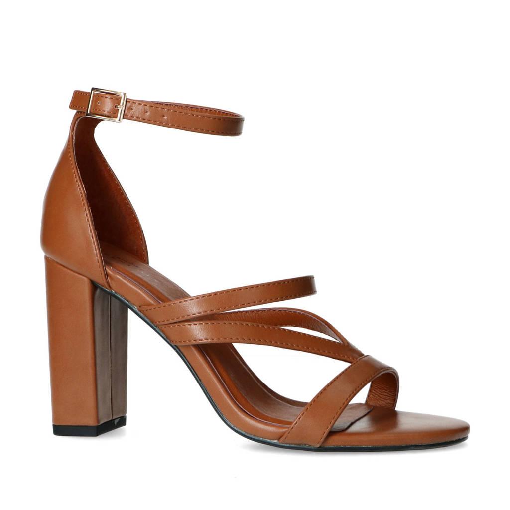 Sacha   sandalettes bruin, Bruin