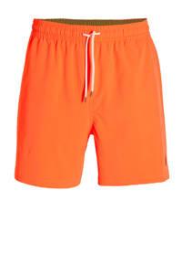 POLO Ralph Lauren zwemshort met geborduurd logo oranje, Oranje