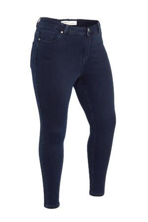 high waist skinny jeans Lucy dark indigo