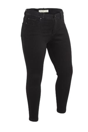 skinny jeans 24/7 zwart
