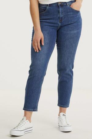 high waist mom jeans DEMI new vintage blue
