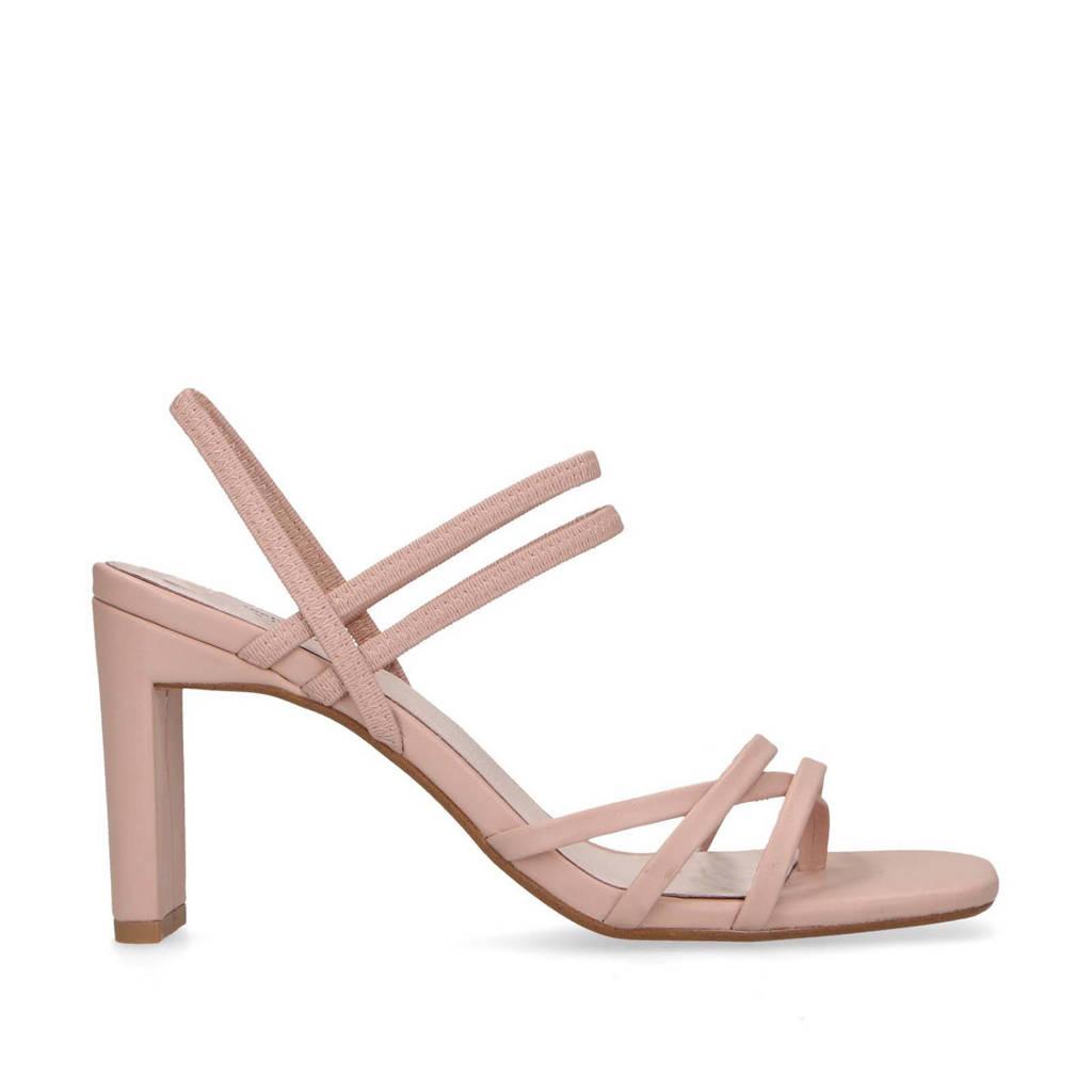 Sacha   sandalettes lichtroze, Lichtroze