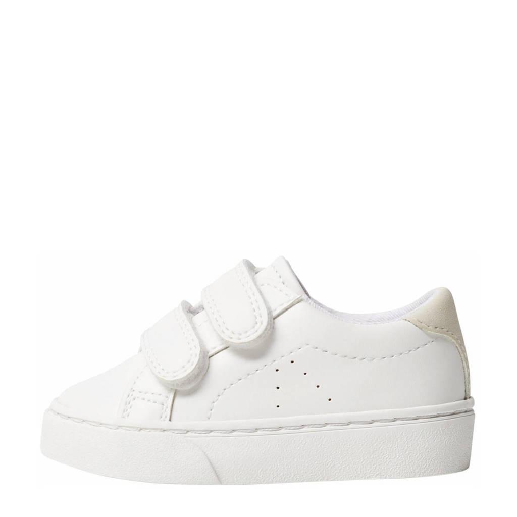 Mango Kids   sneakers wit, Wit