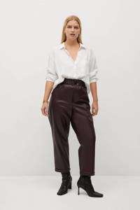 Violeta by Mango blouse gebroken wit, Gebroken wit
