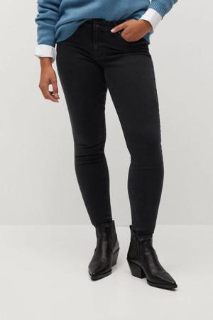 low waist super skinny jeans Andrea black