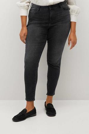 push-up super skinny jeans Irene grijs