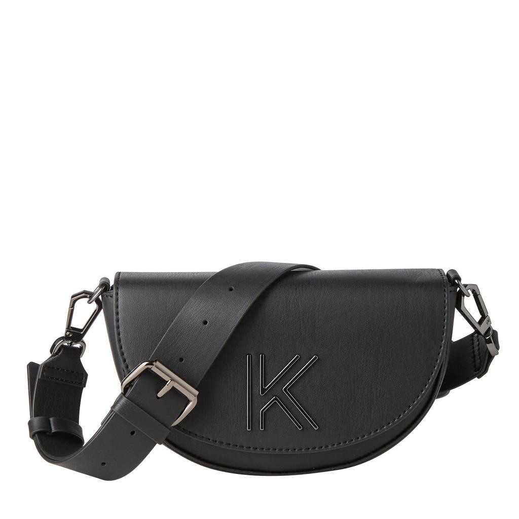 Kendall + Kylie  crossbody tas Cynthia zwart, Zwart
