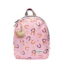 Zebra Trends  rugzak Hoefijzer S roze, Roze