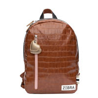 Zebra Trends  ruzak M cognac, Bruin