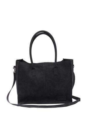 handtas Natural Bag Lisa zwart
