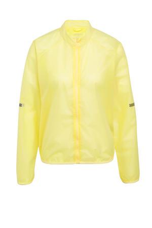 hardloopjack geel