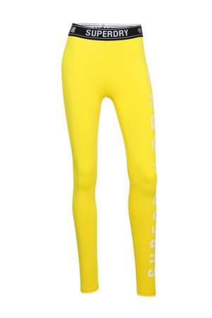 sportlegging geel