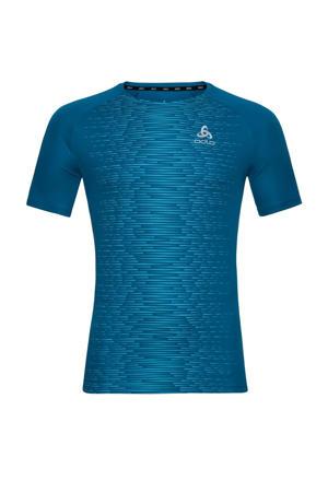 hardloopshirt donkerblauw