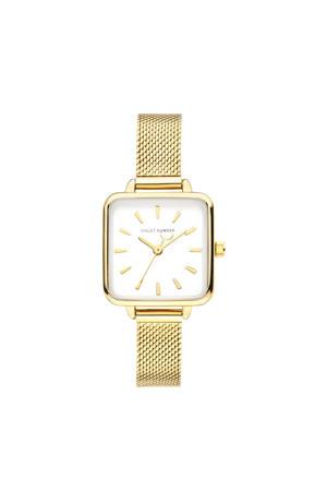 horloge Dawn - VH05011 goudkleurig