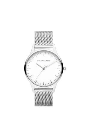 horloge Nowness - VH05026 zilverkleurig