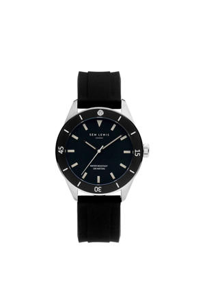 Thames Diver horloge - SL1100067 zwart