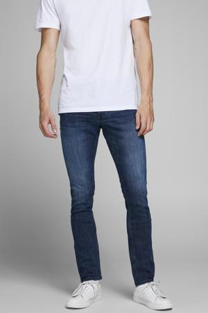slim fit jeans JJIGLENN JJORIGINAL blue denim