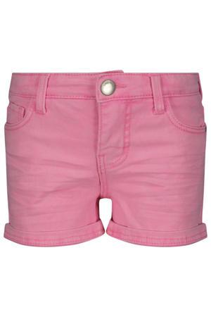 slim fit short roze