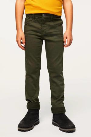 skinny broek Pax groen