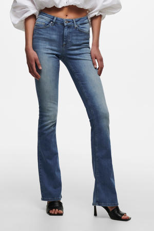 flared jeans ONLBLUSH medium blue denim