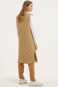 ONLY vest ONLNAYRA camel, Camel
