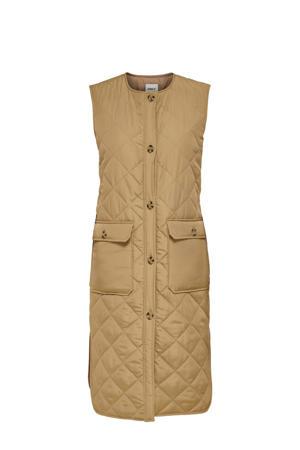 vest ONLNAYRA camel