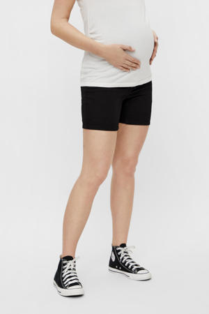 skinny jeans short Della zwart
