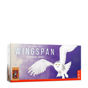 Wingspan Europa uitbreidingsspel