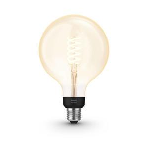 White Filament Globe ST72 Bluetooth lichtbron (E27 7W)