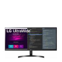 LG 34WN700-B monitor, Zwart