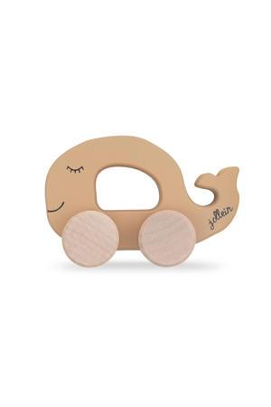 houten speelgoedauto Sea animal caramel